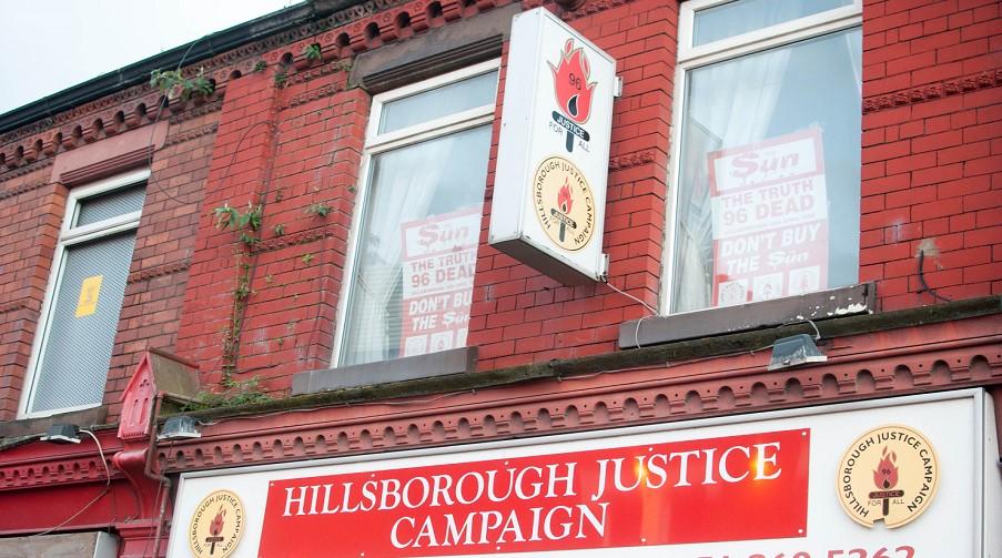 Μήνυμα Hillsborough Justice Campaign στη Πανελλήνια Λέσχη Φίλων LFC