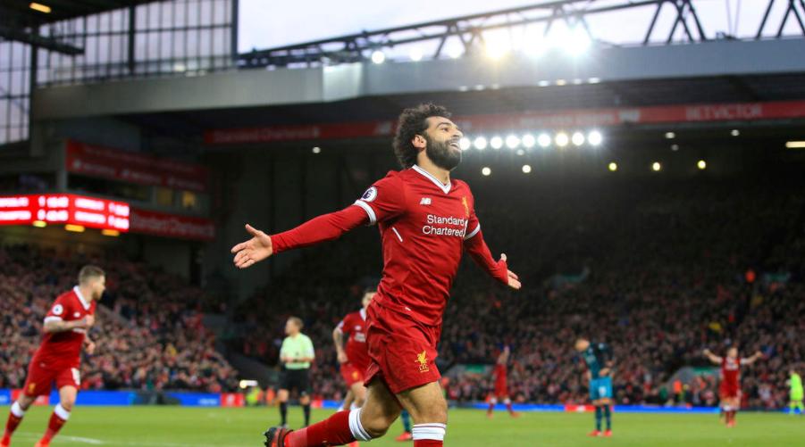 O Salah συνεχίζει να οδηγεί τη Liverpool