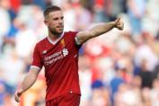 Ο Jordan Henderson, είναι ο βασικός αμυντικός μέσος της Liverpool. όταν είναι διαθέσμος