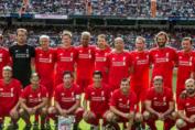 Η τελευταία ομάδα θρύλων της Liverpool