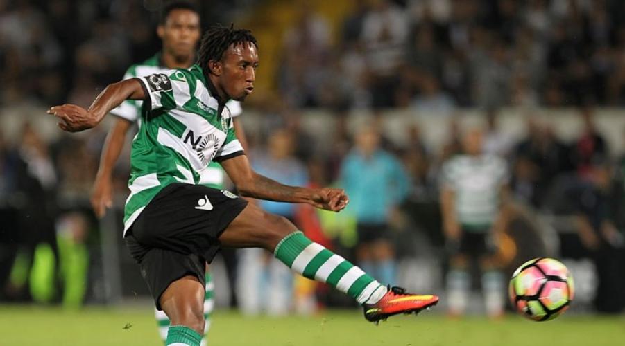Απορρίπτει την Benfica o Gelson Martins.