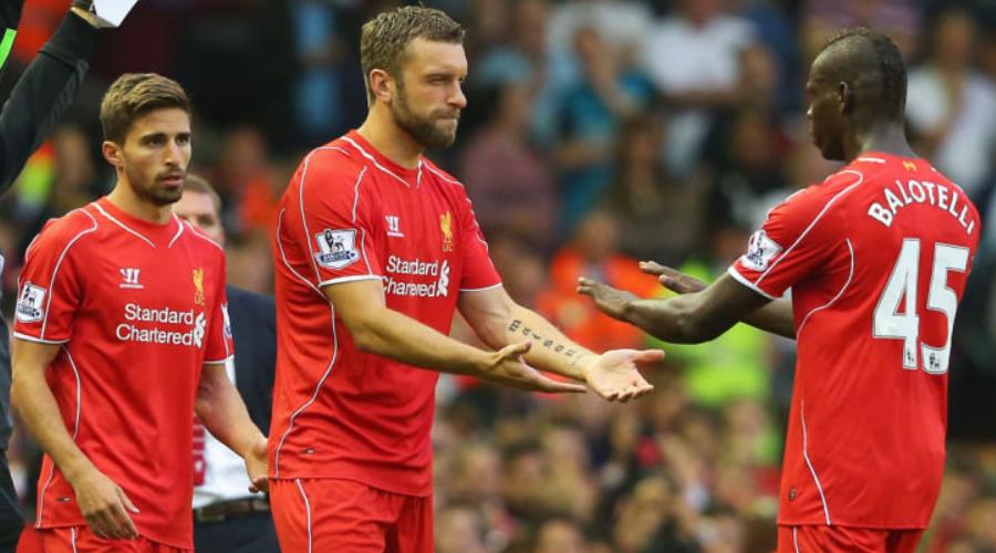 Η τριάδα της Liverpool τη σεζόν 2014-2015