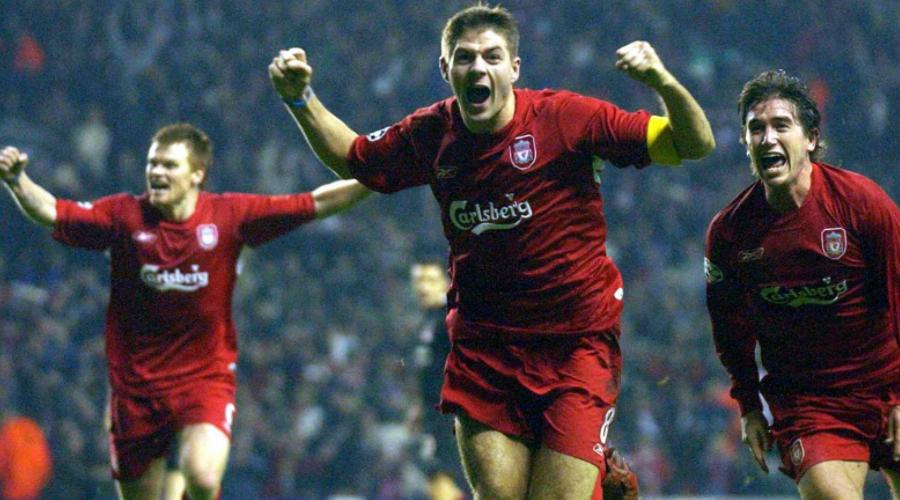 Liverpool - Olympiakos 3-1