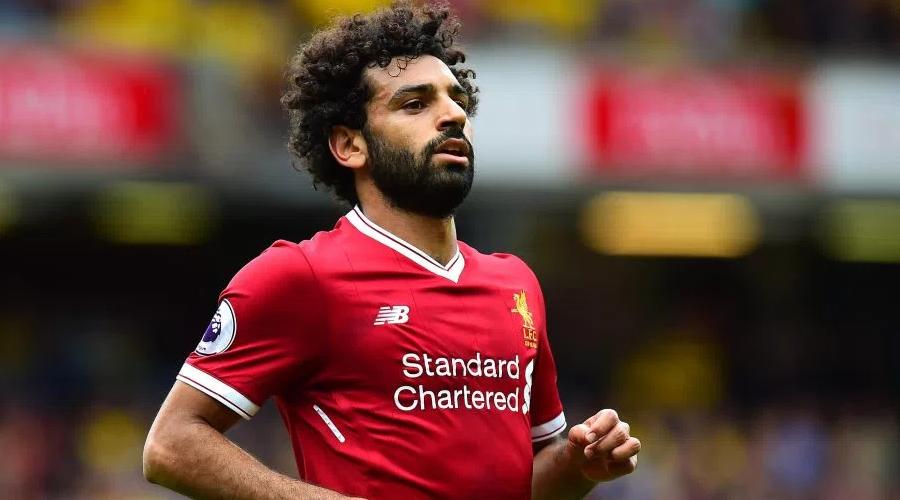 Ο πρώτος σκόρερ της Premier League, Mohamed Salah.