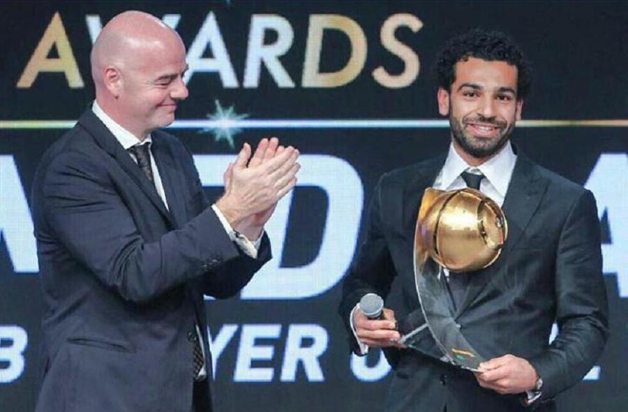 Το 2017 έφυγε με τον καλύτερο τρόπο για τον Salah.