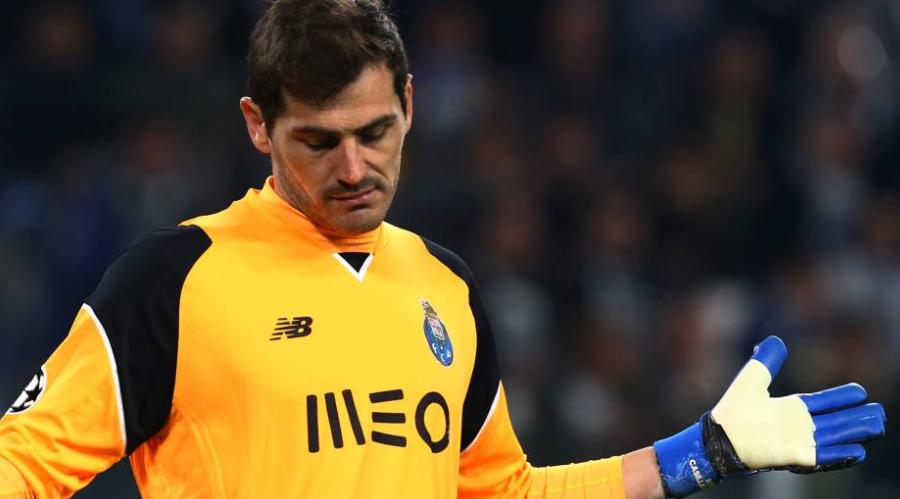 Ο Iker Casillas είχε ένα προσωπικό ύστατο χαίρε στον Tommy Lawrence