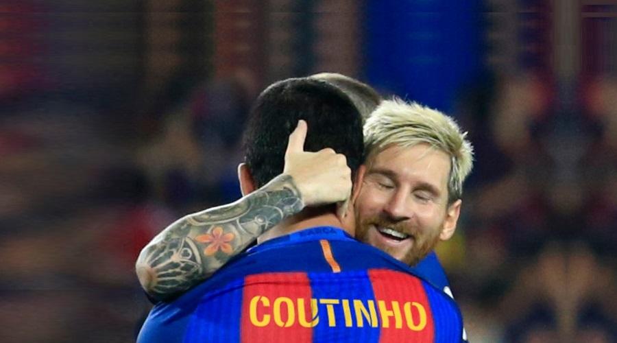 Μια εικόνα από το μέλλον του Coutinho