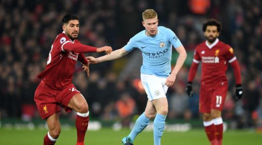 Ο De Bruyne παραδέχτηκε ότι ο Salah είναι φαβορί για να ονομαστεί Παίκτης της Χρονιάς.
