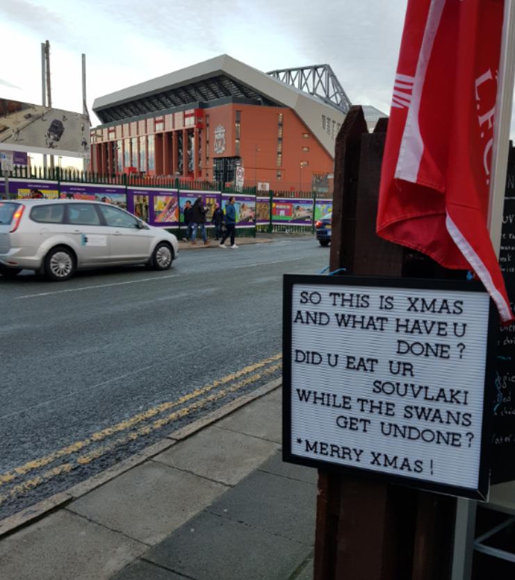"""Το """"ελληνικό στοιχείο"""" κυριαρχεί στην πόλη του Liverpool"""