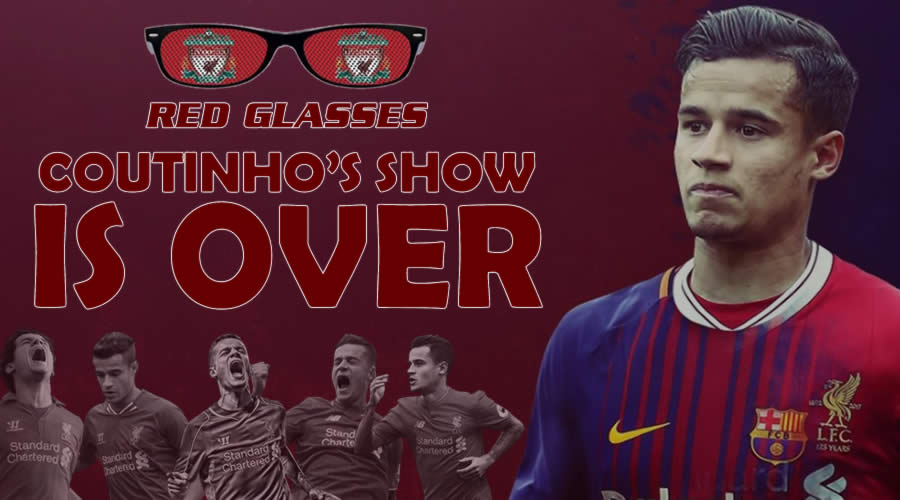 To αντίο του Red Glasses στον Coutinho