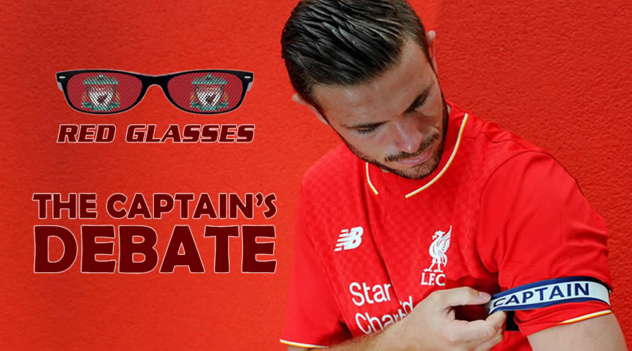 O Jordan Henderson μέσα από το Red Glasses