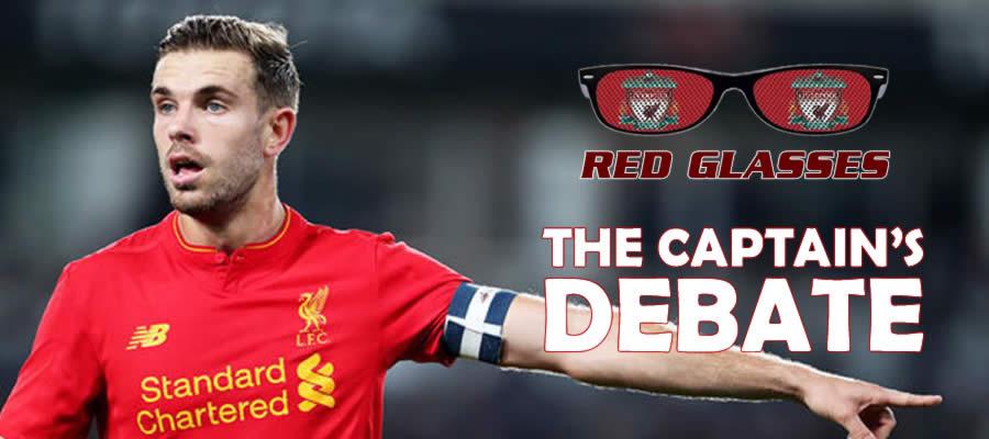 """Τα Red Glasses παρουσιάζουν το """"The Captain's Debate"""""""