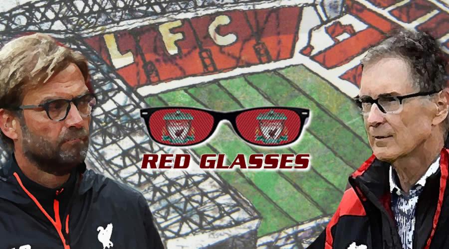 Tα Red Glasses σχετικά με το ποιος κάνει κουμάντο στους Reds