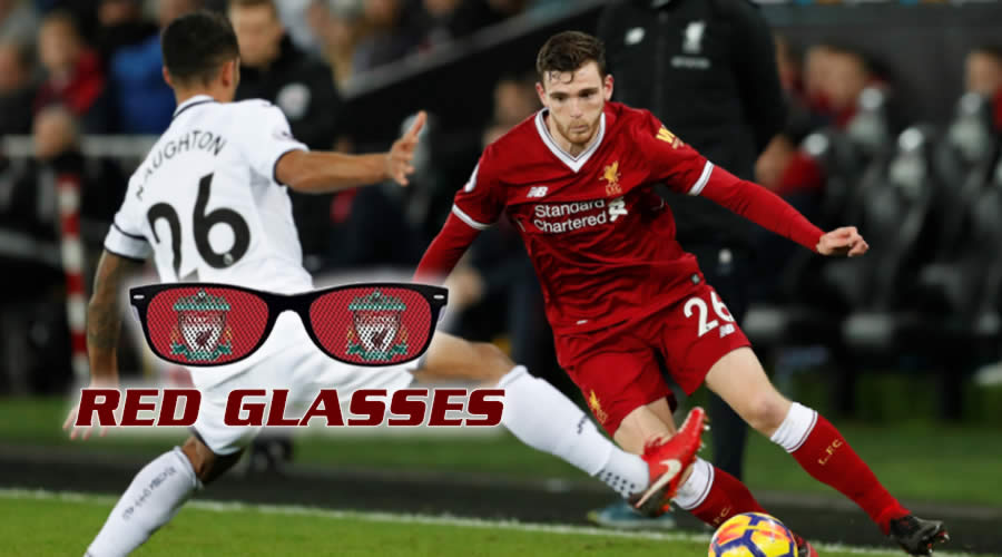 Red Glasses για Swansea vs Liverpool