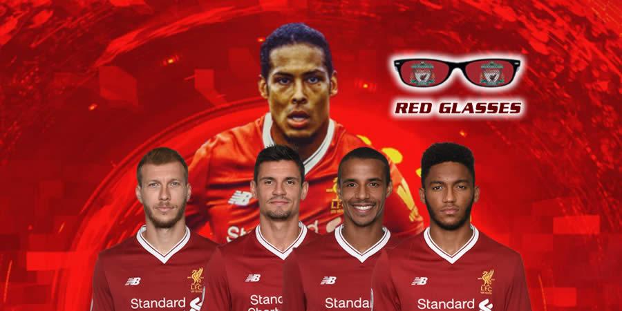 Τα Red Glasses σχολιάζουν την ψηφοφορία του Liverpool Greek Official Page αναφορικά με τον ιδανικό παρτενέρ του Virgil Van Dijk για το κέντρο της άμυνας