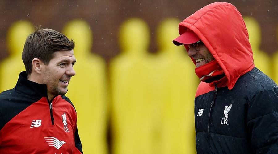 Στηρίζει τον Gerrard ο Klopp.