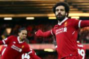 Ο Salah σκόραρε δύο φορές κόντρα στην Tottenham.