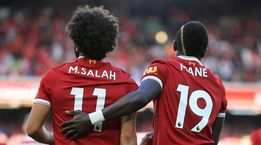 Ο Salah και ο Mane είναι δύο από τους τρεις μουσουλμάνους παίκτες.