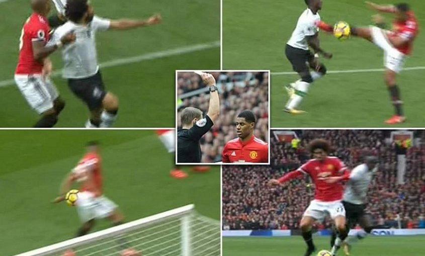 Man Utd-Liverpool