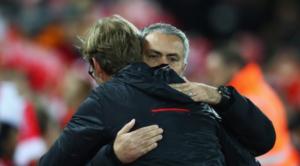 Klopp και Mourinho στο Anfield.