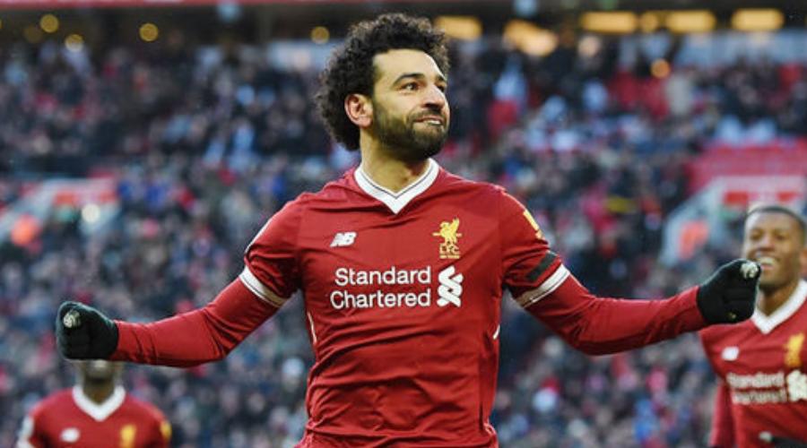 """""""Διαστημικός"""" ο Salah στη χθεσινή του εμφάνιση με τη Watford."""