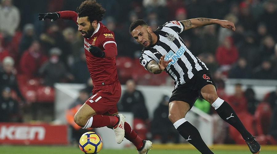 O Salah θα τρέξει λιγότερο αυτή τη φορά με τα πέρα δώθε από και προς Liverpool