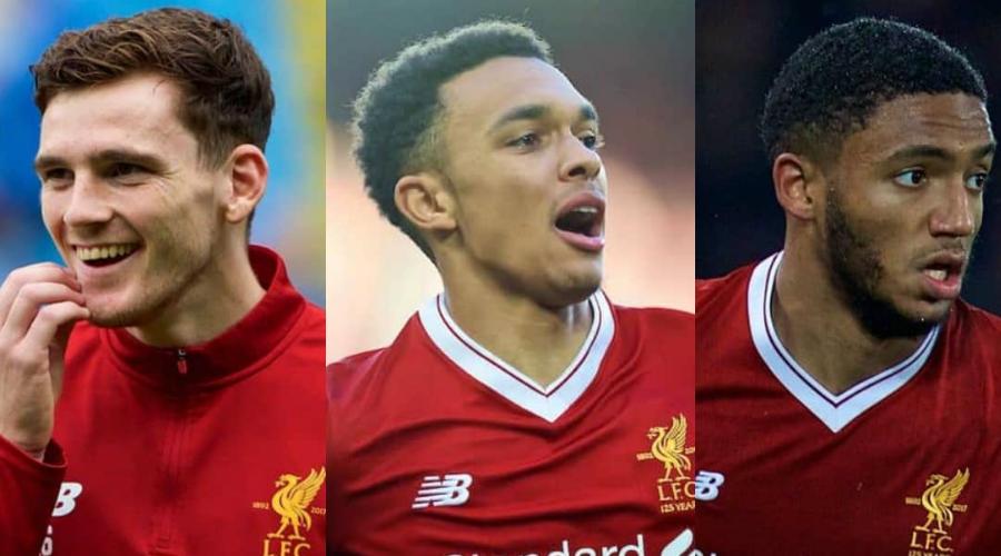 Ο Neal στηρίζει τα πλάγια μπακ της Liverpool.