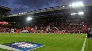 Μάρτυρας ενός ακόμη σπουδαίου παιχνιδιού στην Ευρώπη το Anfield