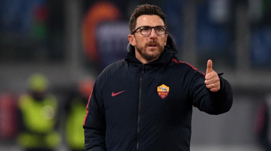 Ο Di Franscesco ξέρει πως η ομάδα του πρέπει να ανταποκριθεί στην πίεση της Liverpool