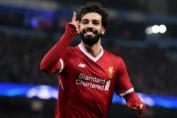 Είναι χαρούμενος ο Salah στη Liverpool.