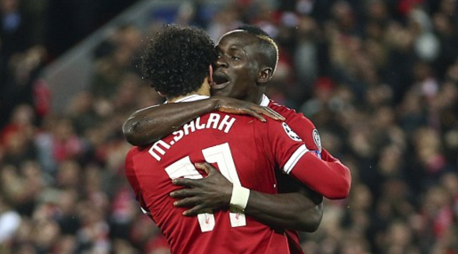 Salah και Mane έκαναν σμπαράλια την ιταλική άμυνατης Roma και σκόραραν για τη Liverpool