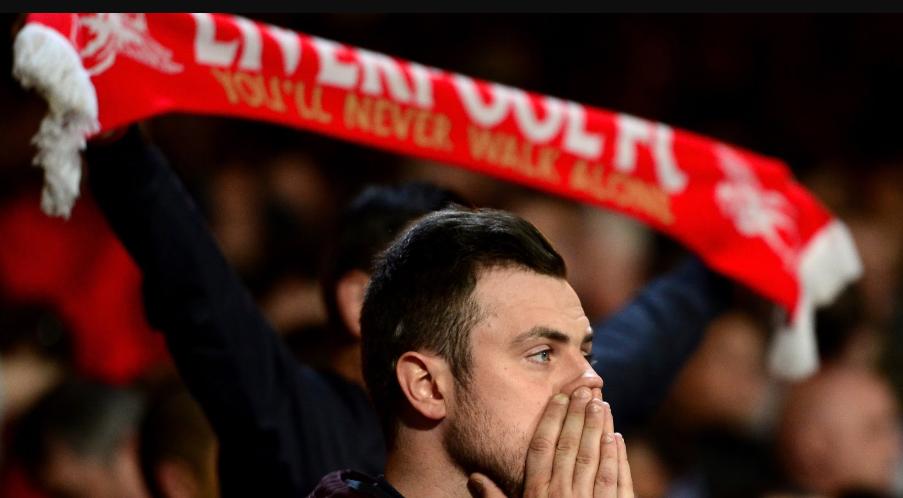 Όλοι μας σκεφτόμαστε τον άτυχο συνοπαδό της Liverpool