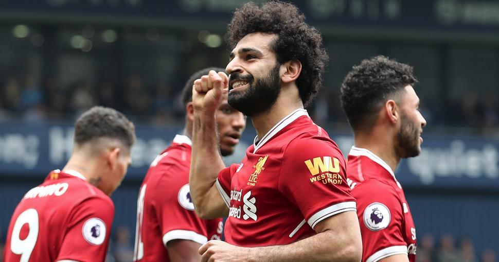 O Salah διακρίνεται για ακόμη μια φορά!