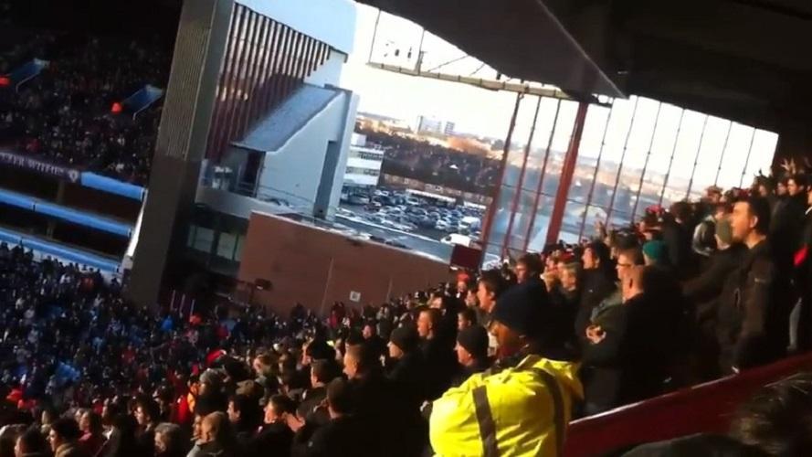 Aston Villa-Liverpool 0-2 (18.12.2011), είμασταν κι εκεί!!!