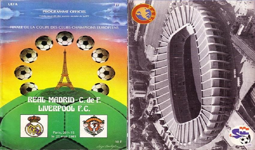 Liverpool vs Real Madrid 1-0 (27.5.1978)