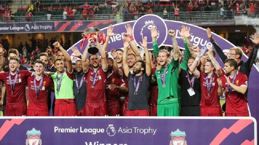 Βελτιωμένη στην φετινή Premier League η Liverpool!