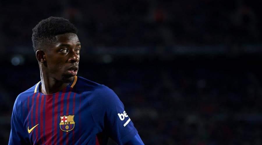 Οι Ισπανοί πλάθουν πολλά σενάρια για το μέλλον του Ousmane Dembele