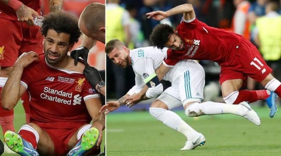 Συνεχείς απειλές δέχεται ο Ramos.