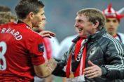 """Steven Gerrard:""""O Kenny Dalglish είναι ο ήρωας μου"""""""