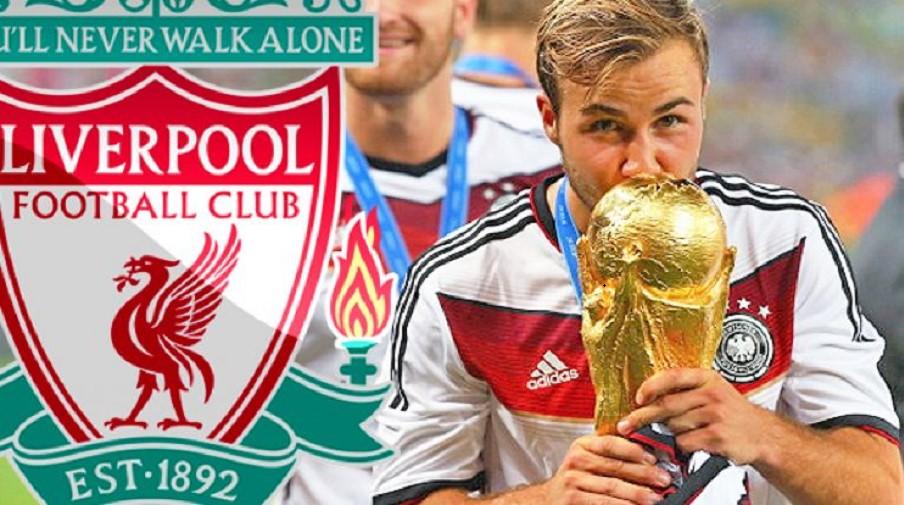 Ο Kevin Grosskreutz προέτρεψε τον Mario Gotze να έρθει στη Liverpool.