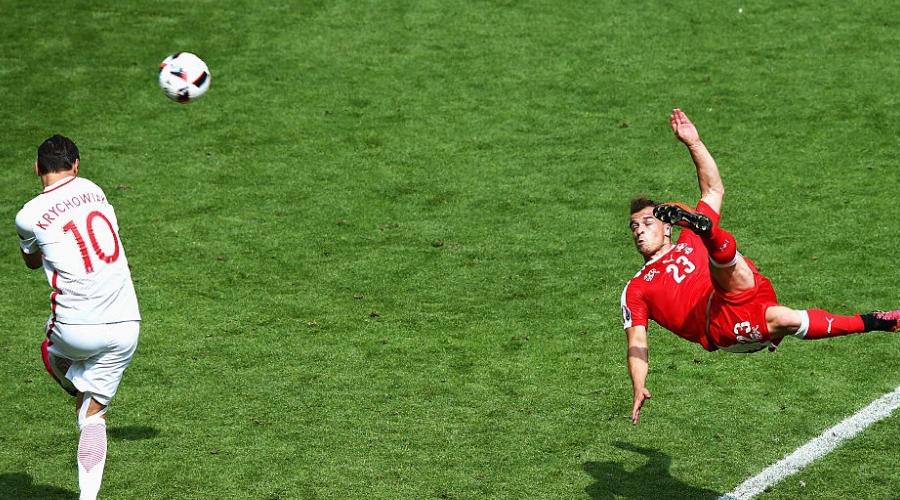 O Shaqiri έρχεται για να πρόσθεσει κι άλλα γκολ στην ομάδα της Liverpool