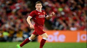 Ο Harry Wilson με τη φανέλα της Liverpool την περσινή σεζόν.