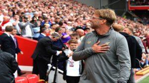 Ως μάχη βλέπει το αυριανό ματς με τη Brighton, ο Jurgen Klopp.