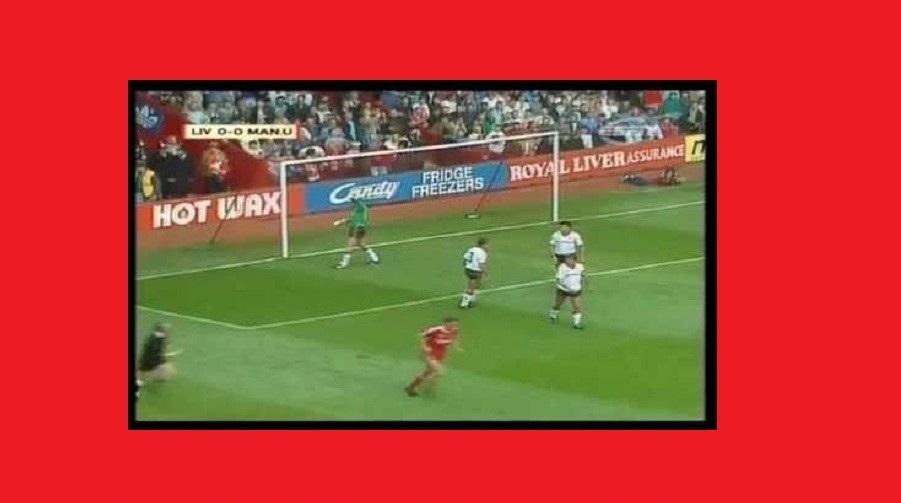 Σαν σήμερα: 3/9/1988 Liverpool-Manchester Utd 1-0