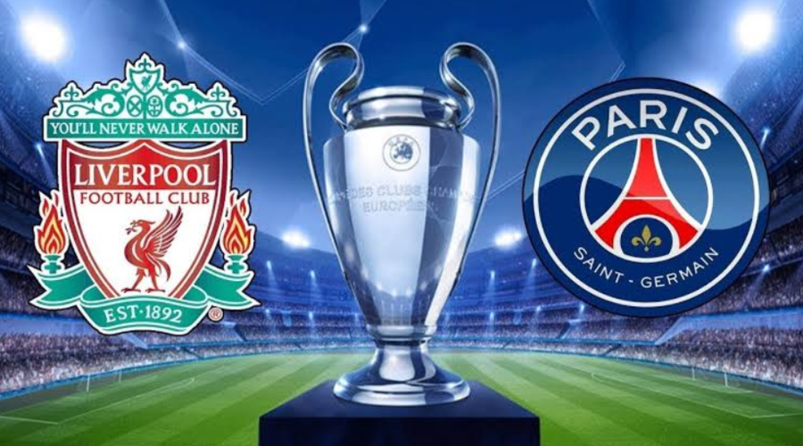 Liverpool vs P.S.G.3-2