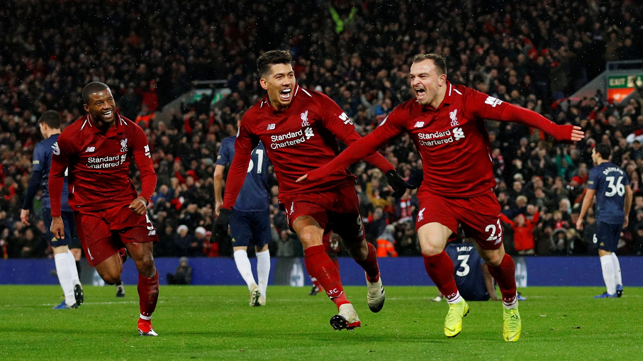 Liverpool vs Man Utd 3-1: Μοίρασαν πόνο παντού οι Reds