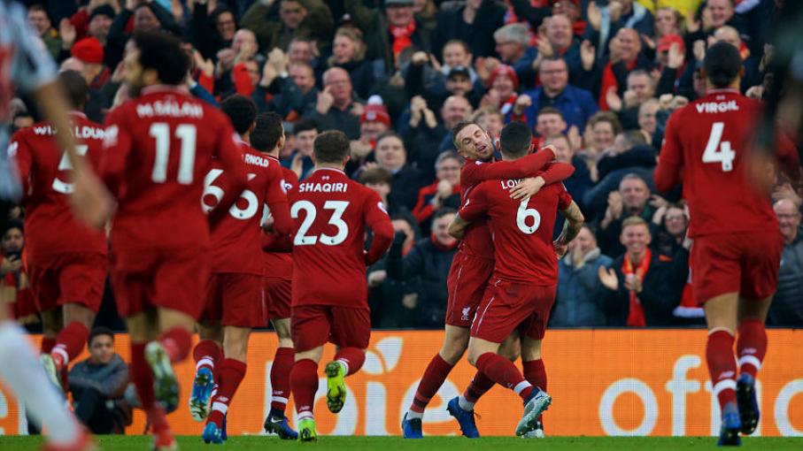 "Liverpool vs Newcastle 4-0: ""Έψησαν"" τις Καρακάξες οι Reds"