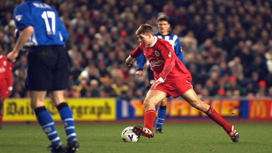 Σαν σήμερα: 5/12/1999 Πρώτο γκολ για Steven Gerrard