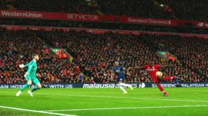 Να σκοράρει ξανά κόντρα στη Manchester United, θέλει ο Mane.