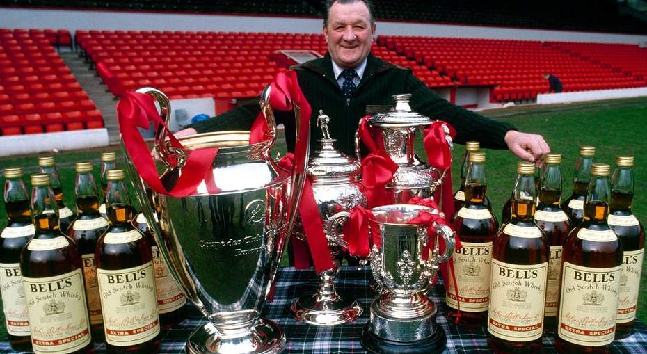 Πριν 23 χρόνια ο μεγάλος θρύλος της Liverpool, Bob Paisley, φεύγει από τη ζωή.
